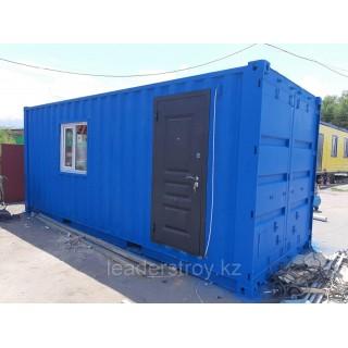 Жилой контейнер 20фут под ИТР