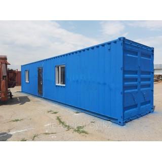 Жилой контейнер 40 фут под ОФИС
