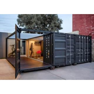 Модульные дома из 20 или 40 фут. контейнеров